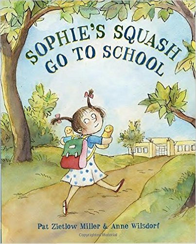 Sophie's Squash Go To School {Book Review}