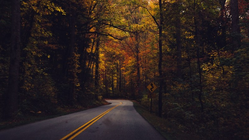 Autumn Road Trip through Michigan's Upper Peninsula