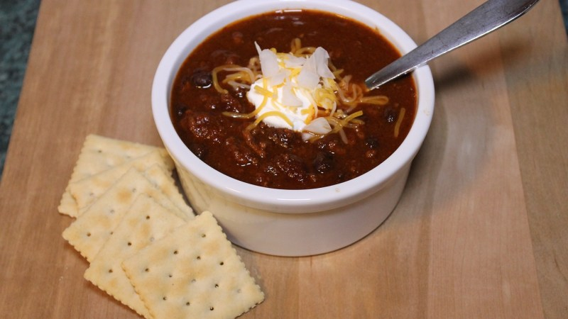 Let's Talk Chili! – Interview with Cooking Channel Host/Cookbook Author Jeffrey Saad
