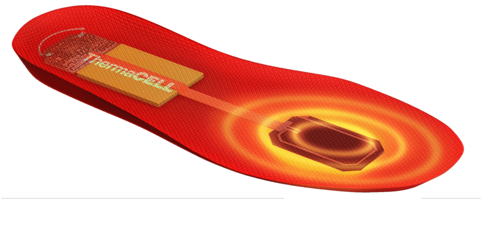 Great Gift! ThermaCELL Heated Insoles and More