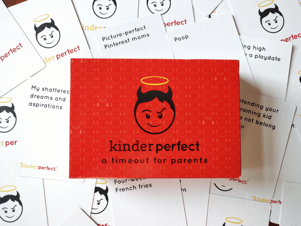 The #KinderPerfect Card Game Review