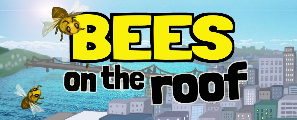Bees on the Roof – Book Promotion
