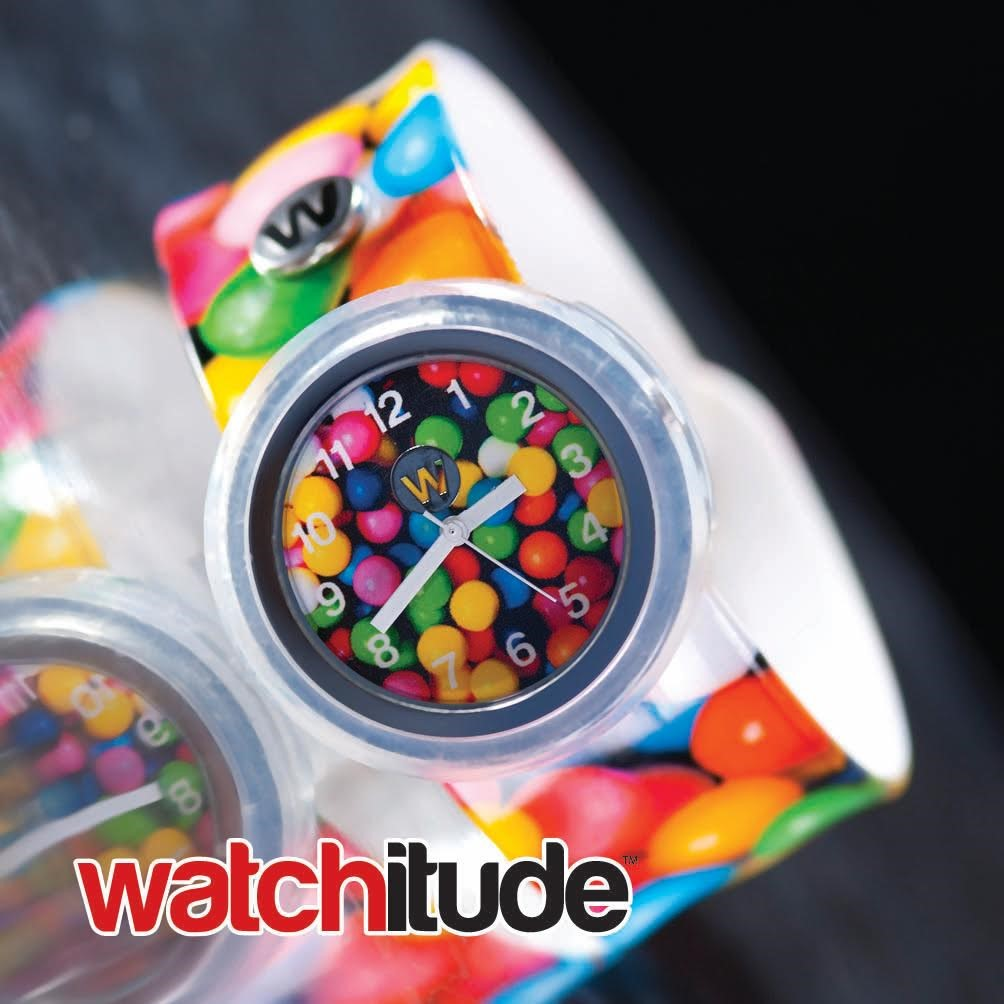 #Watchitude: A Funky Fun Way to Kick Off Your Spring Break