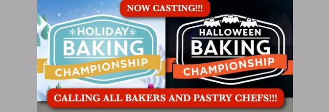 Calling All Bakers and Pastry Chefs! The #FoodNetwork is Casting NOW!
