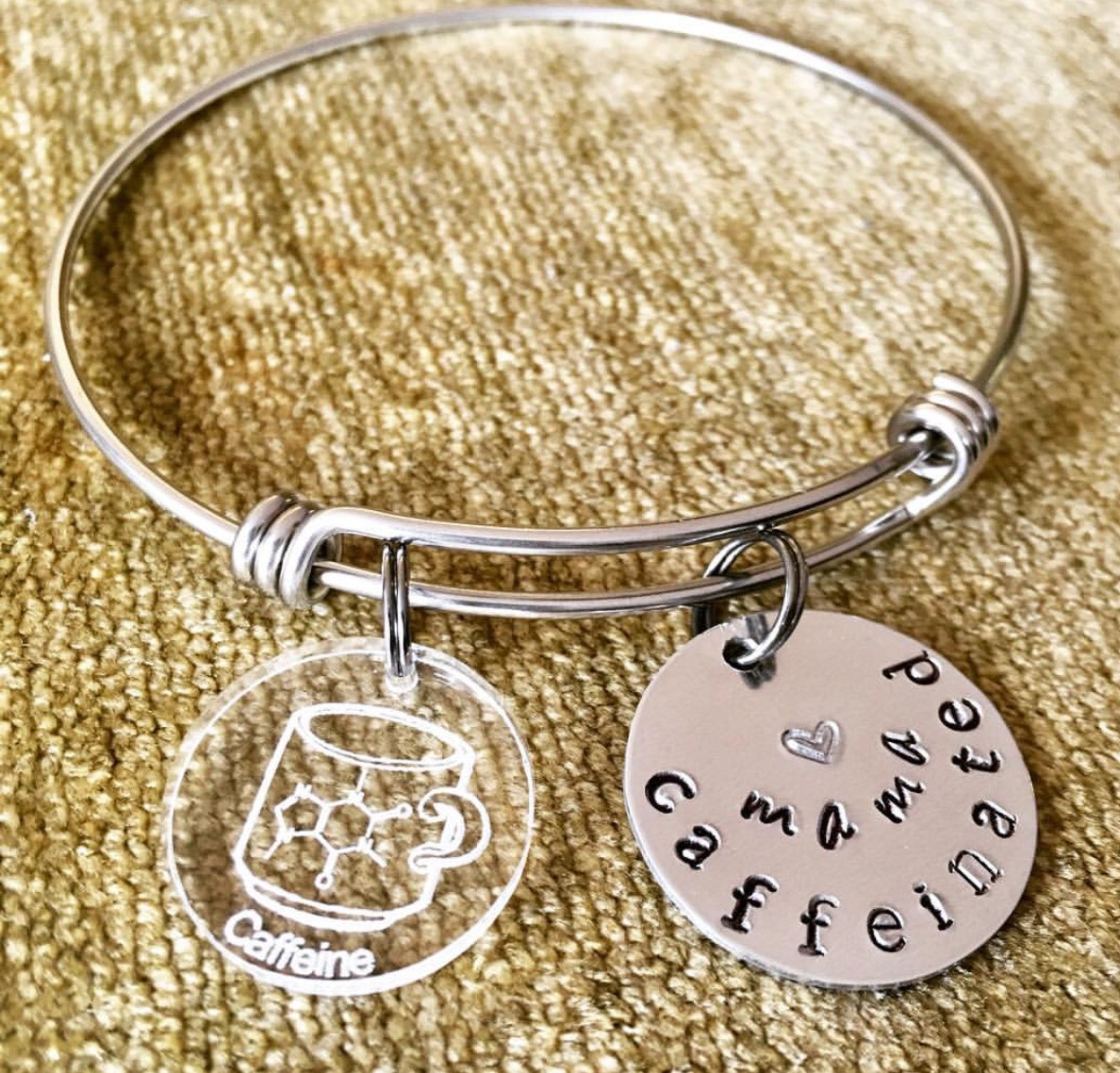 Hand Stamped LSquared Custom Jewelry {Promotion}
