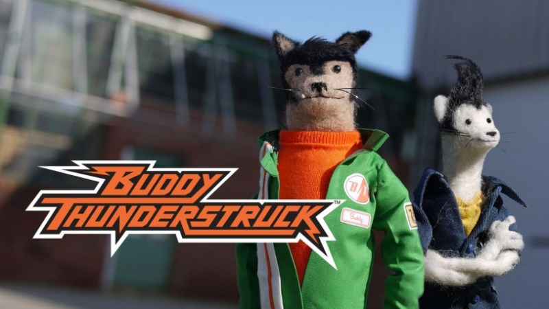 American-Made Buddy Thunderstruck Now on Netflix