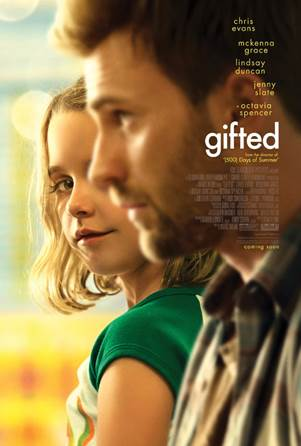 Fox Search Light Presents Gifted #GiftedMovie [Review} Opens in Theatres Today, April 12th!