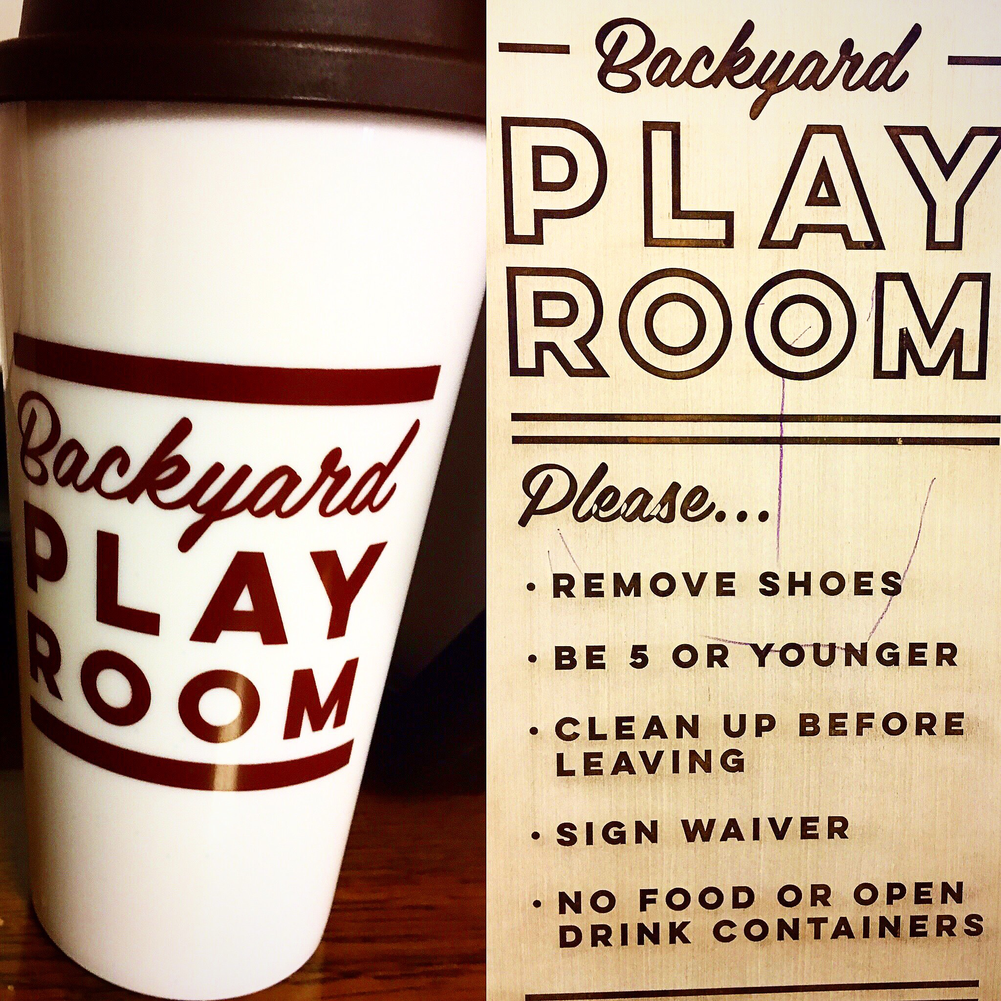 Backyard Playroom in Berkley {Mommy Review}
