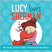 Lucy Loves Sherman {Book Promotion}