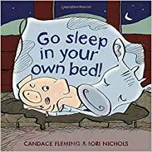 Go Sleep In Your Own Bed! – {Book Promotion}