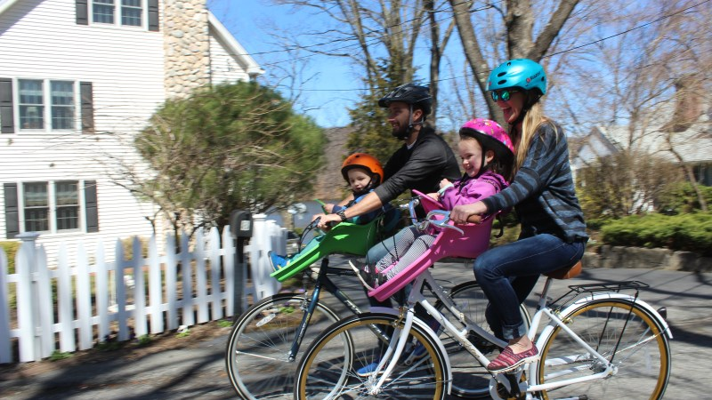 National Bike Month – Family Fun