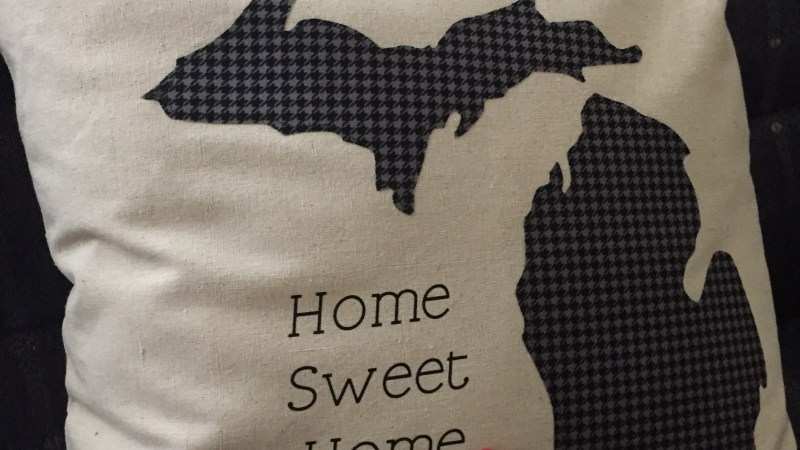 Beautiful Pillows by #HomeSweetMichigan {Review}
