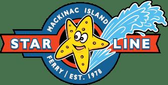 Star Line Mackinac Island Ferry Logo