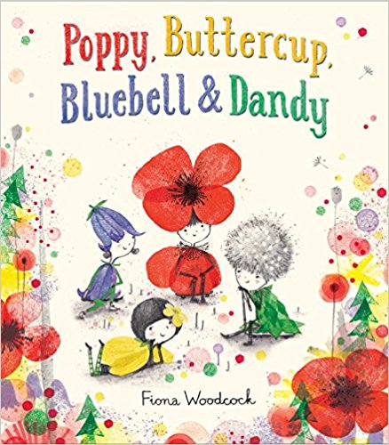 Poppy, Buttercup, Bluebell, and Dandy {Book Promotion}