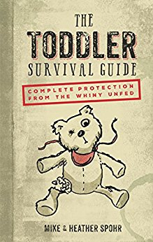The Toddler Survival Guide {Book Promotion}