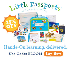 Exclusive Little Passports Offer Valid Through 5/14 #Ad #AffiliateLink