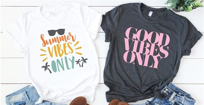 Good Vibes Tees – Was $22.99 – Ships for $18.98! Ends 7/27/18