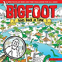 BigFoot Seek and Find Series {Book Showcase}