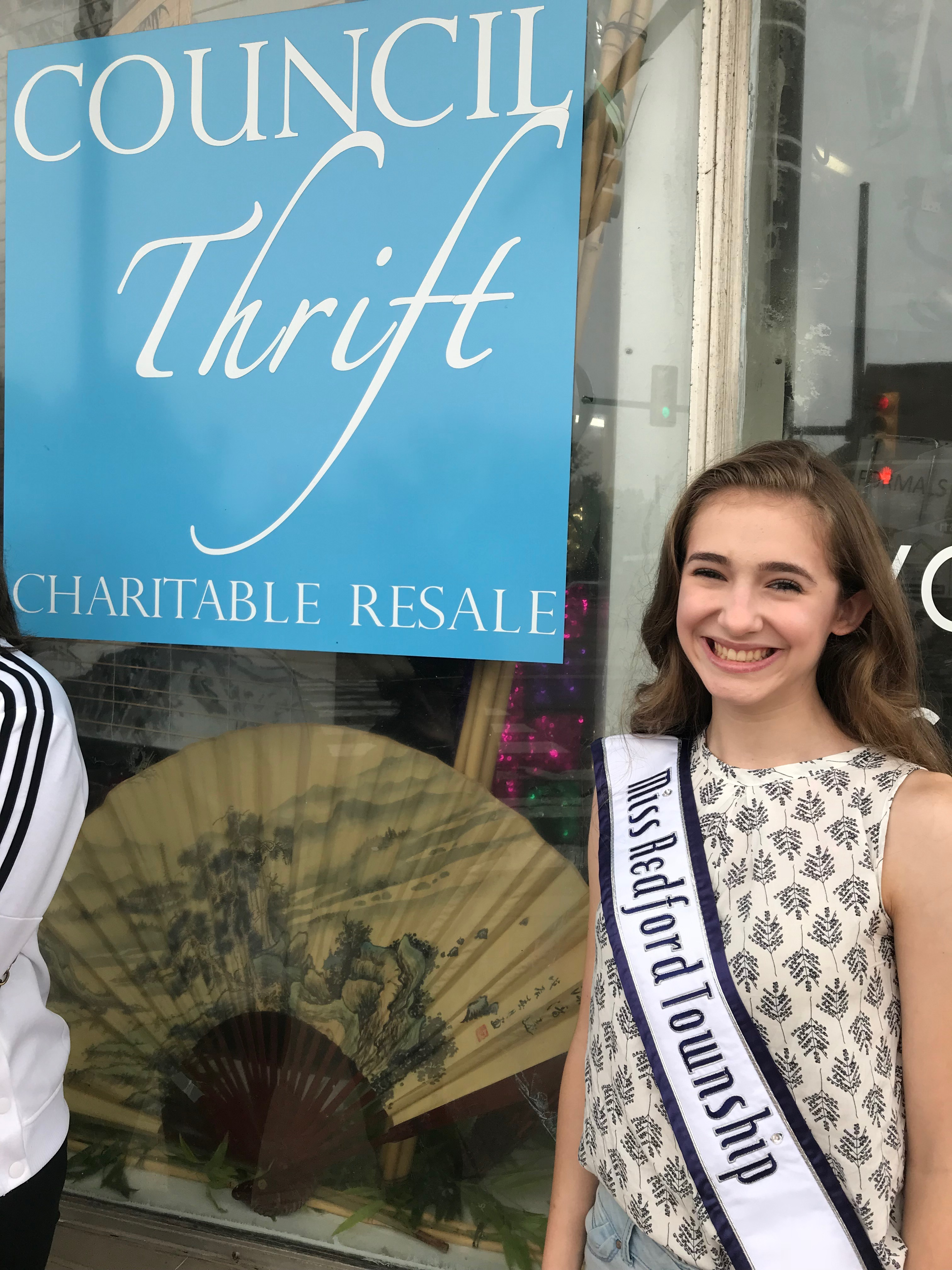 Our Visit to Council Thrift for Fall Fashion Fundraising Event by National Council of Jewish Women, MI