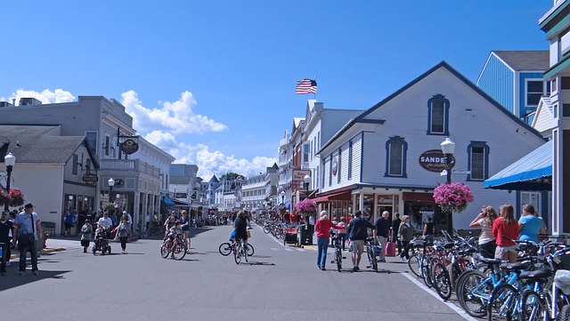 Women's Wellness Weekend October 19-20, 2018-Mackinac Island #MIWomensWellness