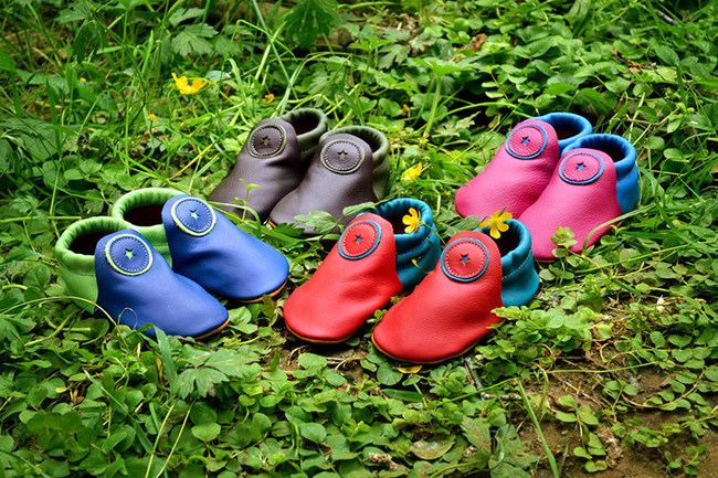 Softstar Launches the 'Scout,' a New Minimal Shoe for Kids