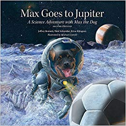 Max Goes to Jupiter {Book Showcase}