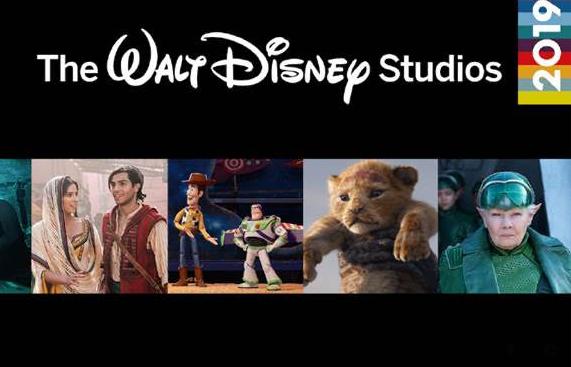 2019 Walt Disney Studios Motion Pictures Slate!!!