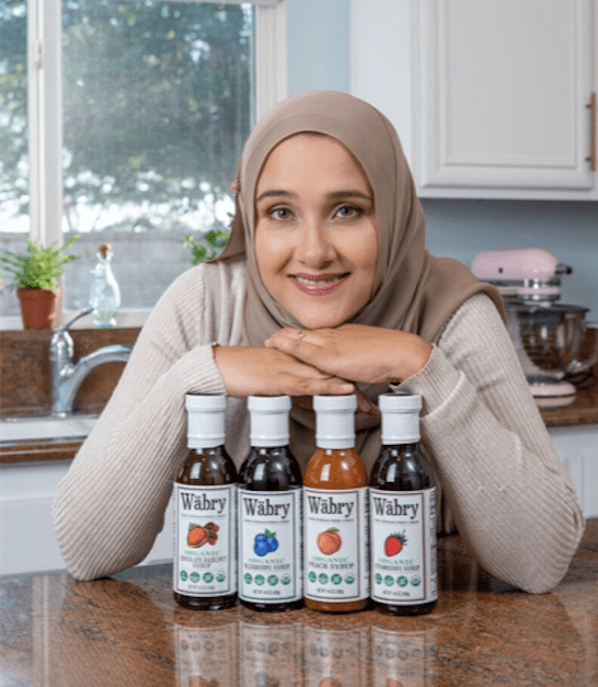 Mother of Five Launches Line of Healthy Syrups – Wäbry