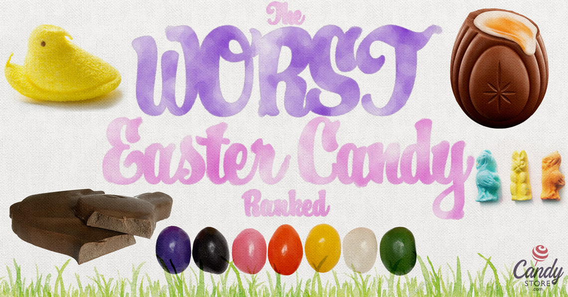 Worst Easter Candy Stats