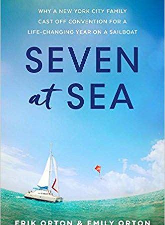 Seven at Sea – {Book Showcase}