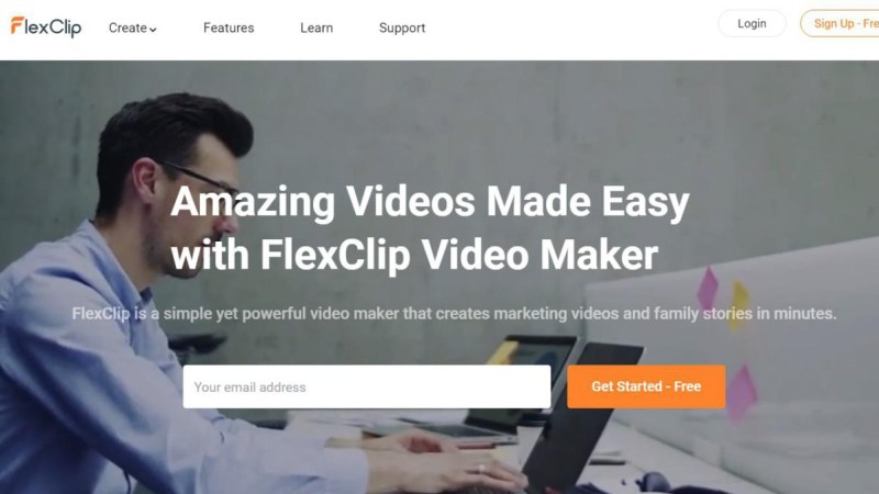 FlexClip! An Easy to Use Video Maker 2019