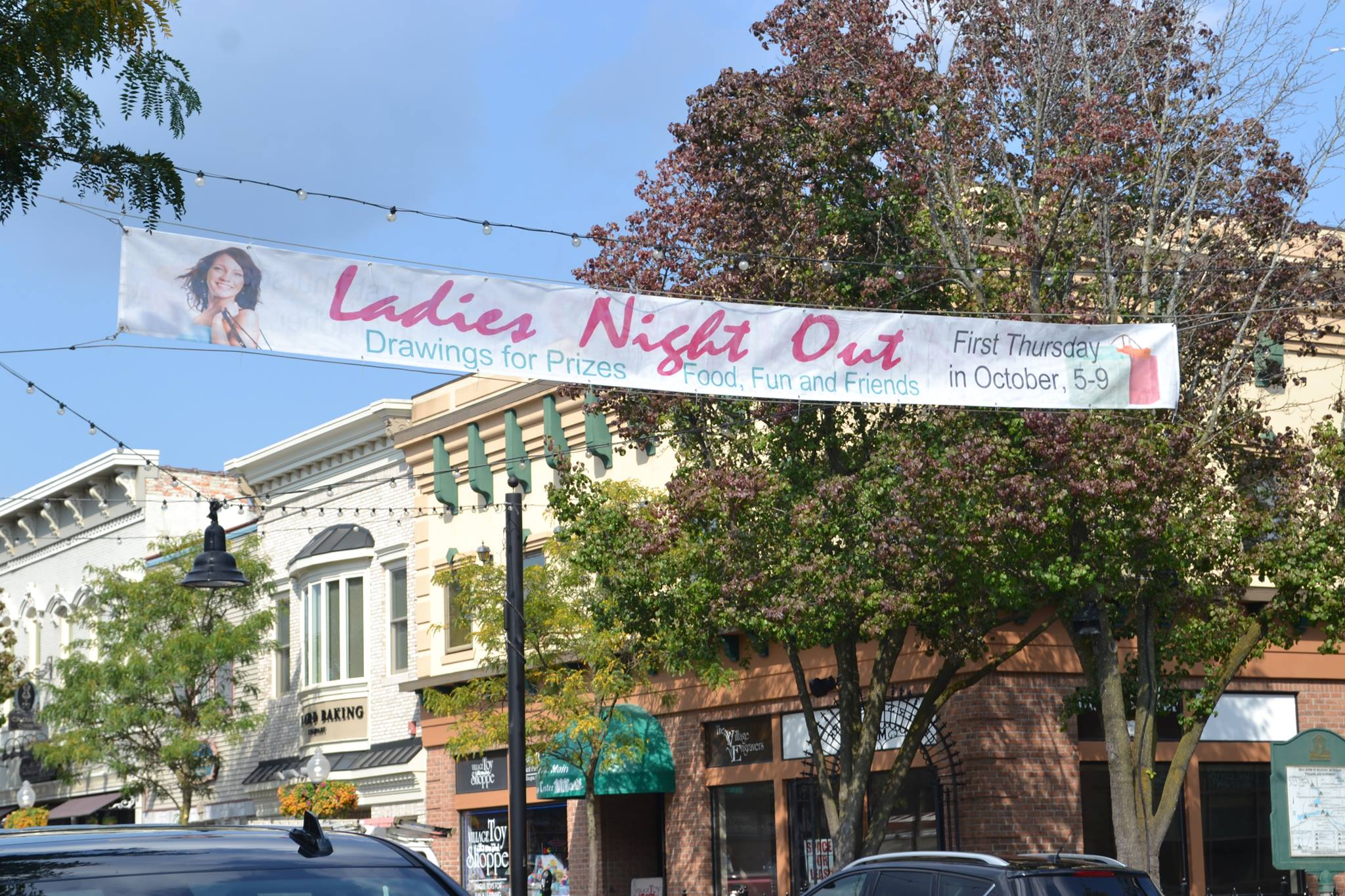 Ladies Night Out Returns to Milford – Oct. 3