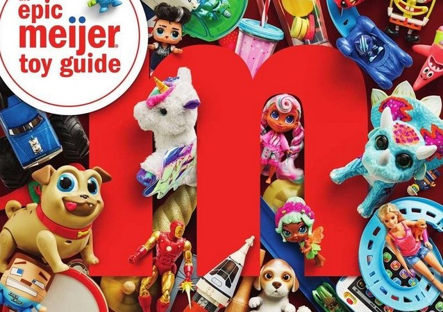 The Epic Meijer Toy Guide 2019