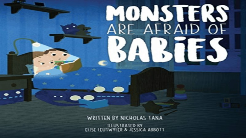 Monsters are Afraid of Babies – Book Showcase