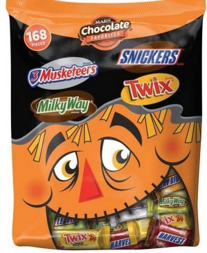 Target Coupon Deal: Buy 1, Get 1 50% Off Trick or Treat Candy!