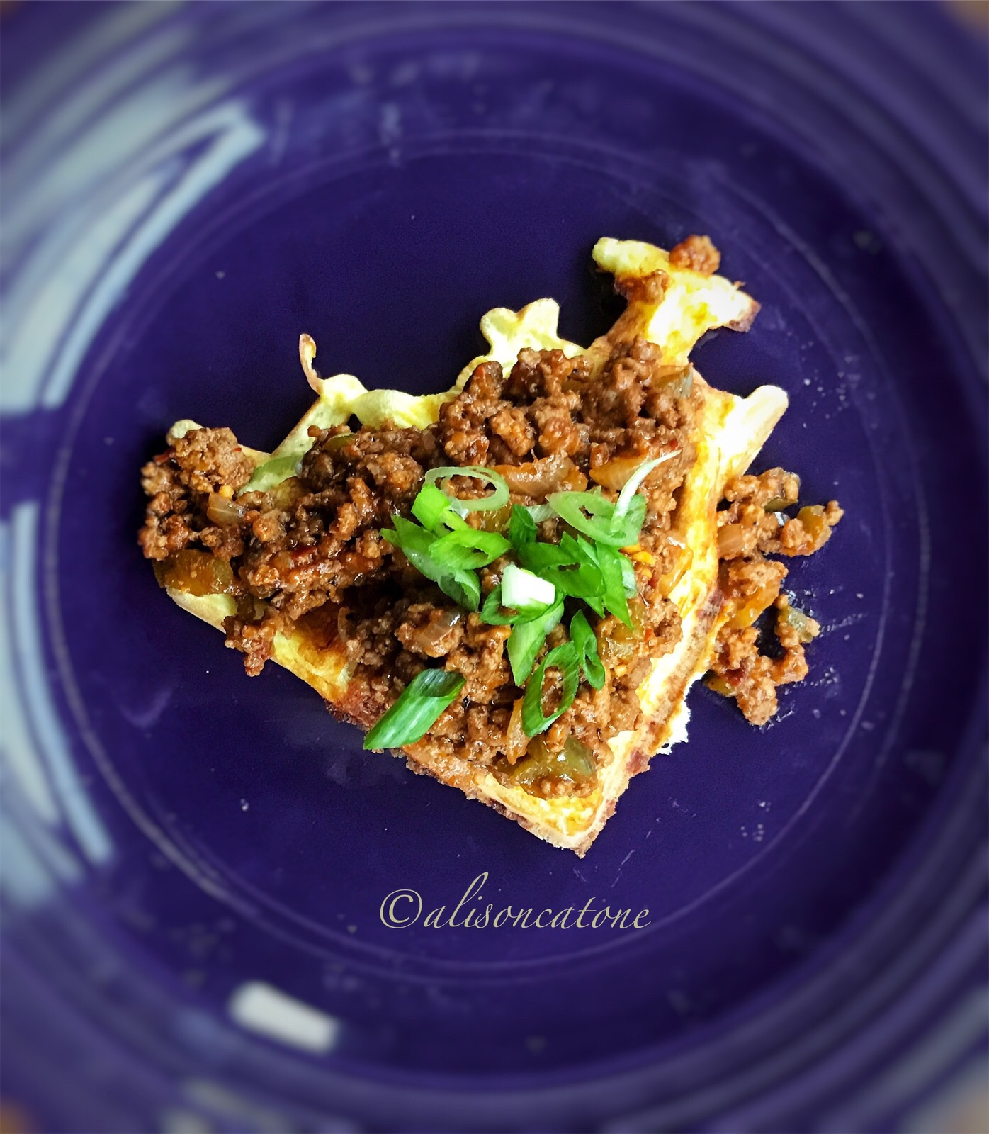Homemade Sloppy Joes with Chaffles Recipe