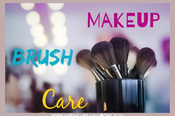 Mamas, Do You Wash Your Makeup Brushes?