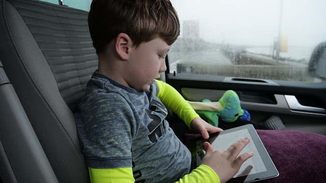 Kids & iPads: A Guide For Parents -Infographic