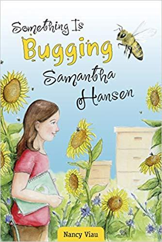 Something is Bugging Samantha Hansen – Book Showcase