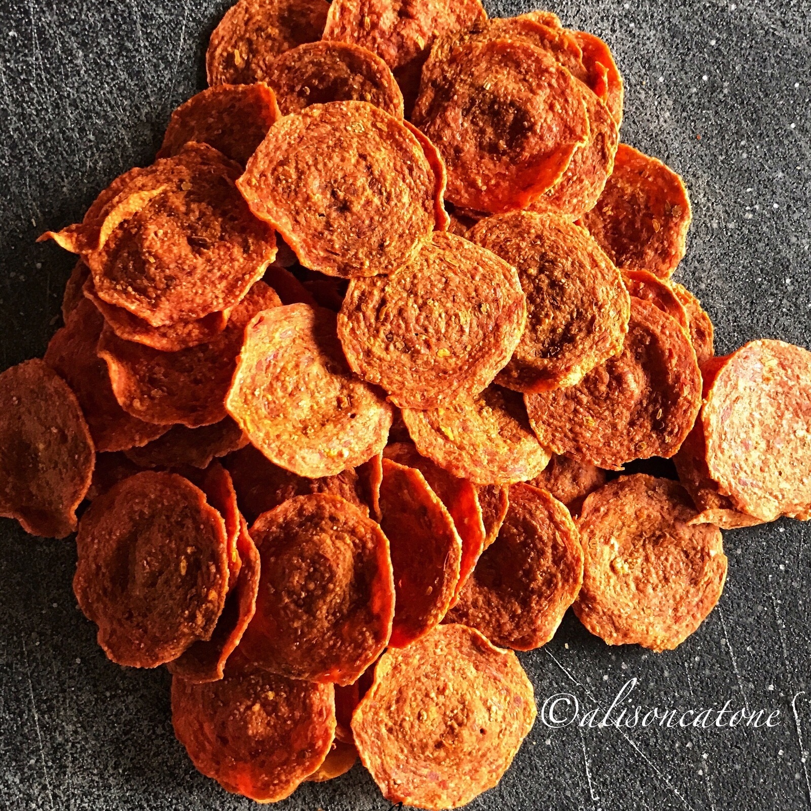 Low Carb Pepperoni Chip Recipe