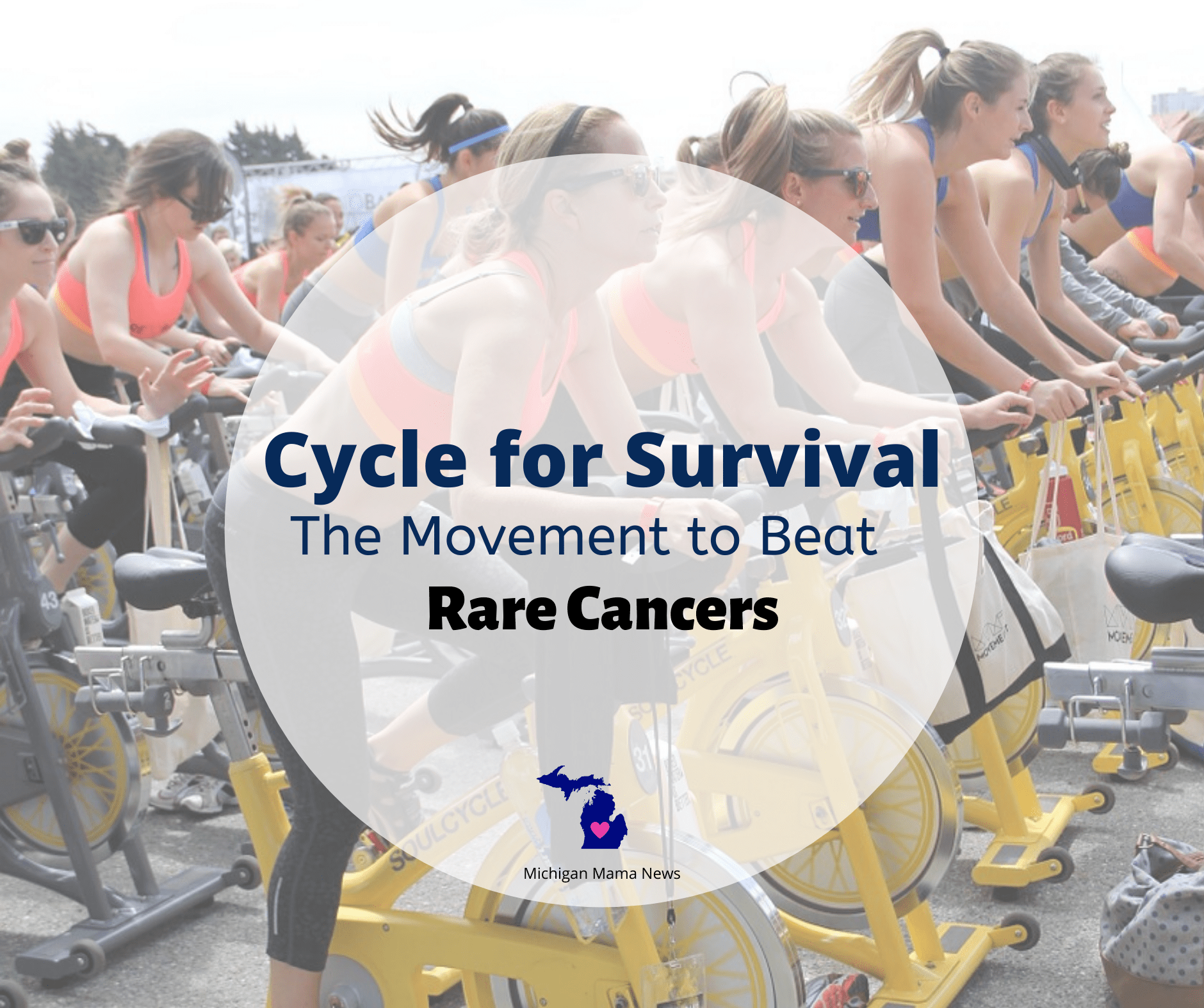 Cycle for Survival: The Movement to Beat Rare Cancers