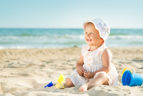 What to Know When Planning Your First Vacation with Baby