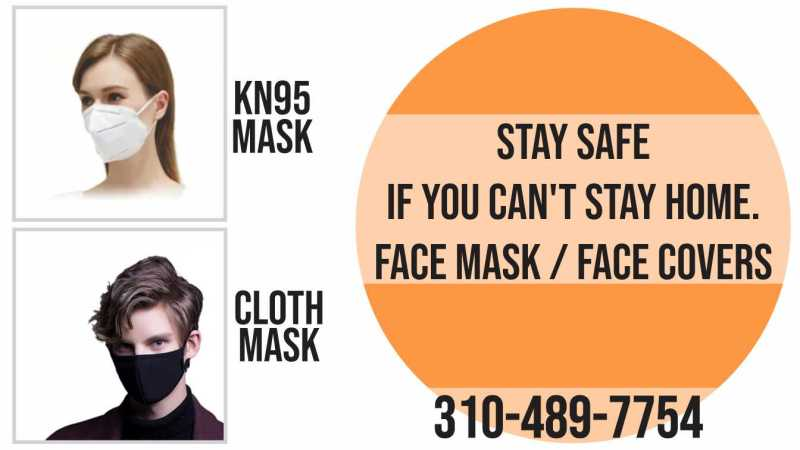 Manhattan Stitching Company's Protective Cloth Face Masks!