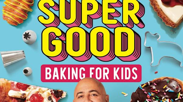 Celebrity Chef and Food Network's Kids Baking Championship Star Duff Goldman Announces First Cookbook for Kids