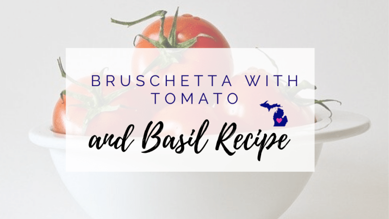 and Basil Recipe