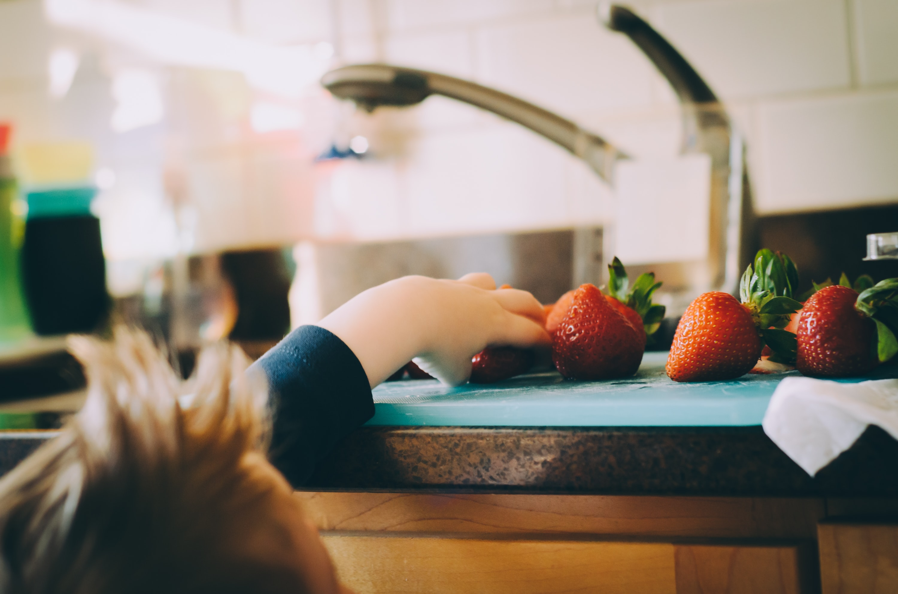 How to Make Your Kitchen More Sanitary and Safe for Kids
