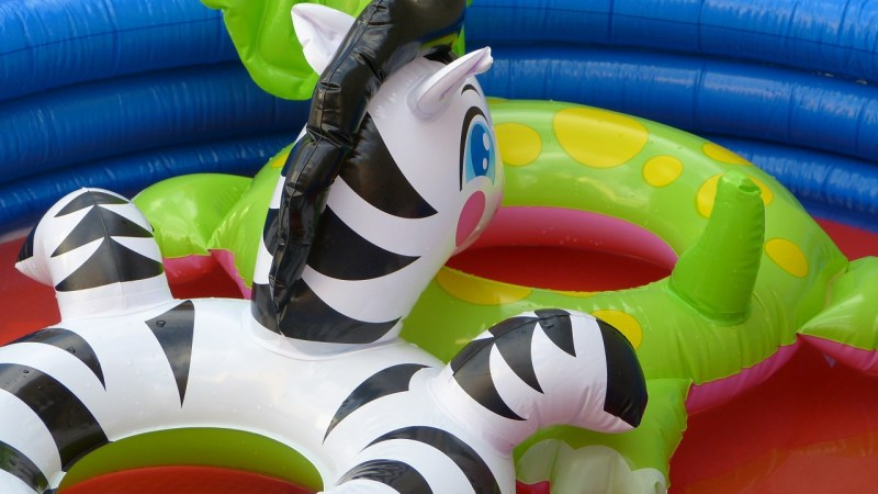 Germs Be Gone: Keep Those Pool Toys Squeaky Clean