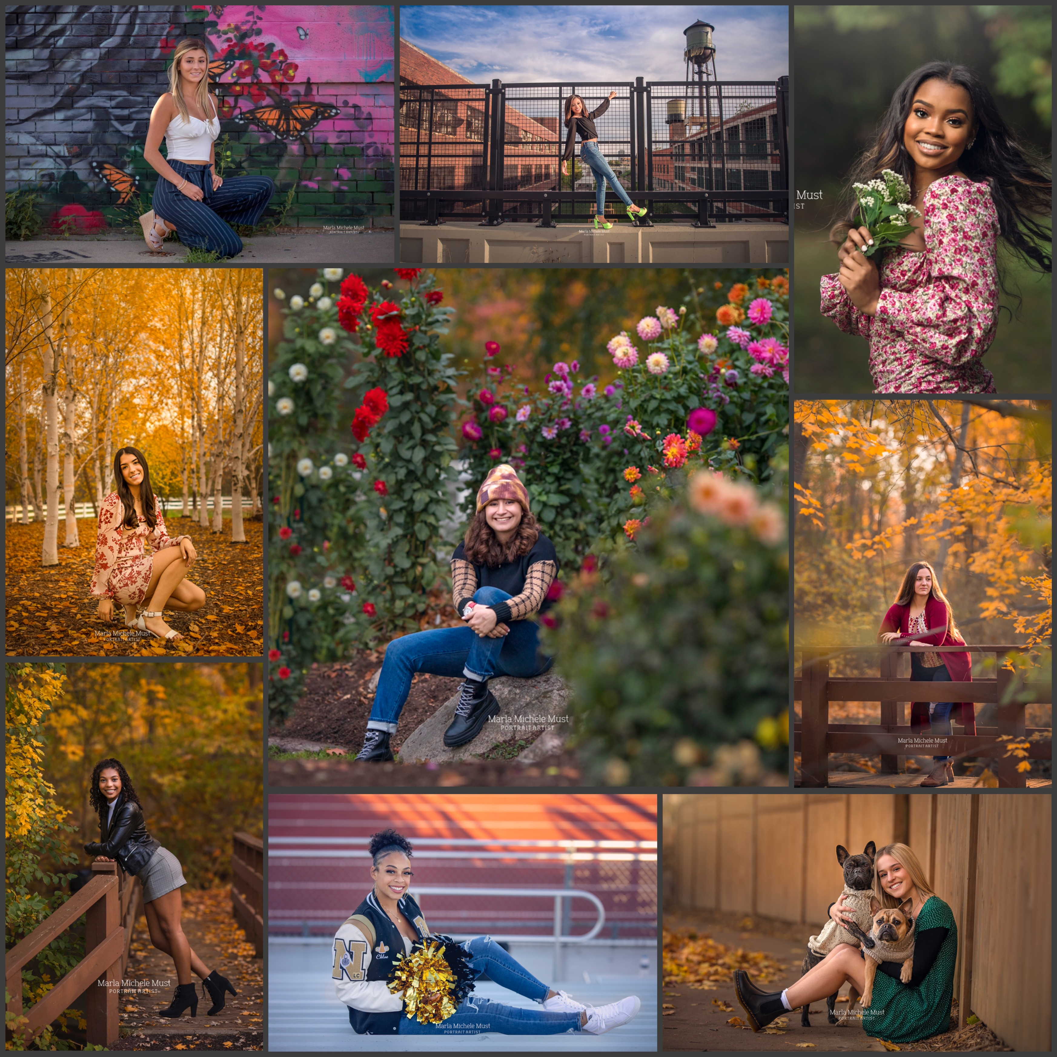 6 Things To Consider Before Booking Your High School Senior Portraits