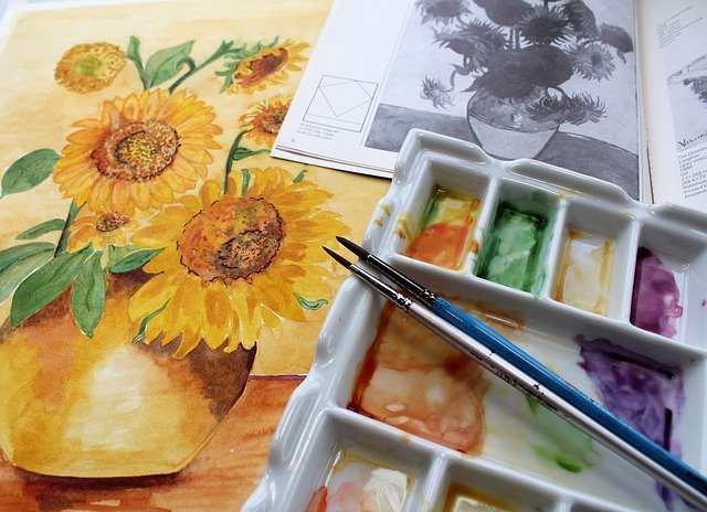 Van Gogh Museum's Free Interactive Lessons for in the Classroom and Online