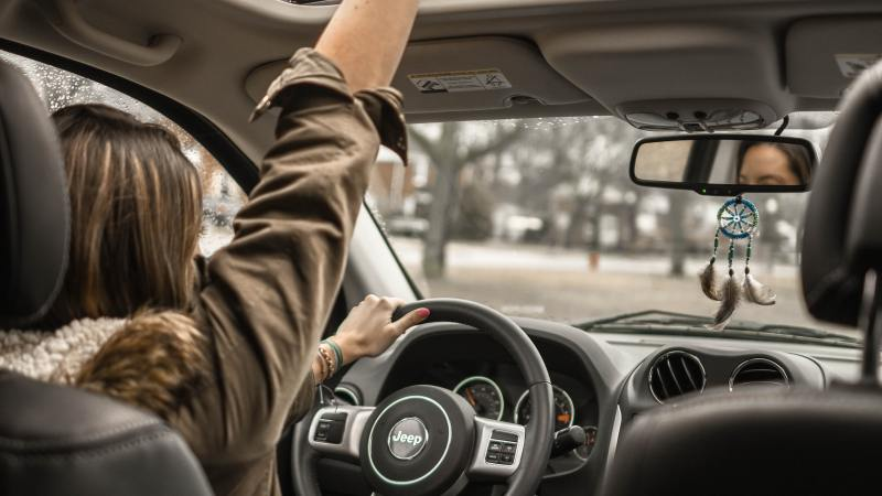 Springtime Driving Tips for New Teen Drivers